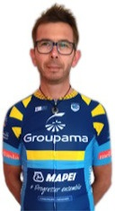 Fred Sendron Maillot 2021